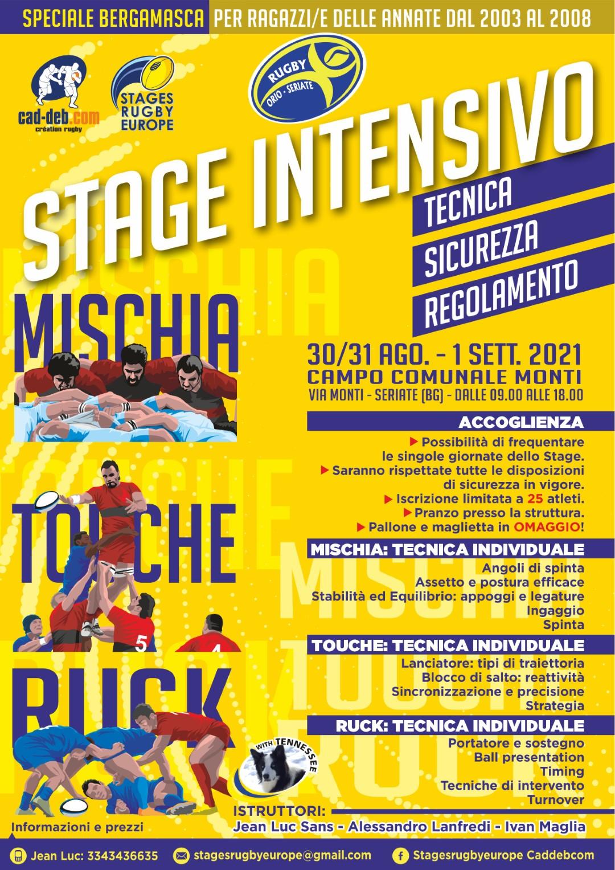 Stage Mischia Ruck Touche_Orio