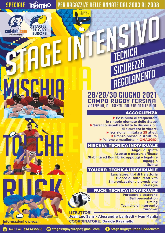 Stage Mischia Ruck Touche_TN